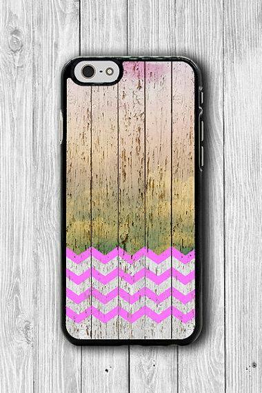 Abstract Pastel Pink Chevron Wood iPhone 6 Cases, Wooden Wield iPhone 6 Plus Print iPhone 5S iPhone 5 Case, iPhone 5C Case, iPhone 4S Case #35